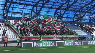 Перфоманс на матче «Оренбург» – «Локомотив» 2:3 (10 тур 19/20. 22 сентября)