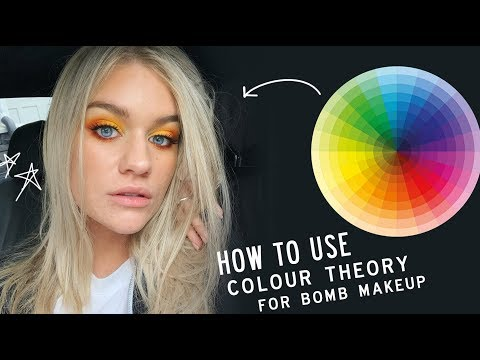 USING COLOUR THEORY FOR BOMB MAKEUP | Samantha Ravndahl