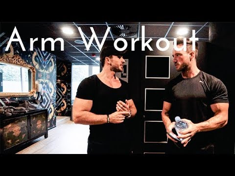 Arm & Abs Workout | Magic Fox & Simon Teichmann