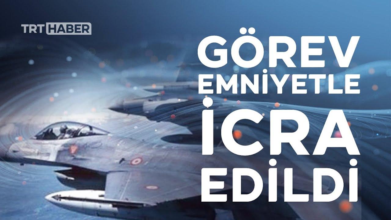 Download Türk F-16'larından Baltık Denizi'nde ilk alarm reaksiyon görevi