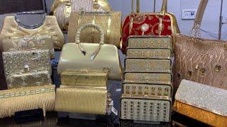 लेडीज़ पर्स की सबसे सस्ती दुकान सिर्फ़ ₹35 रुपे में। 350 वाला पर्स मिलेगा 35 में। Cash On Delivery