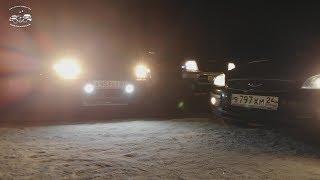 Автофлешмоб 8 Марта Николаевск на Амуре