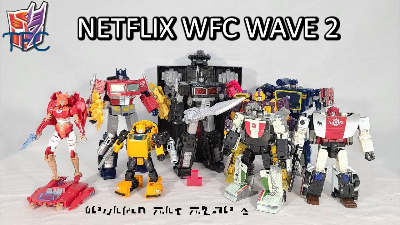 TF Collector Netflix WFC Wave 2 Retrospective - HUGE Improvement Over Wave 1!