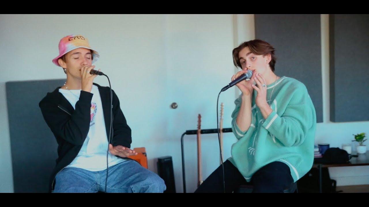 Johnny Orlando + Noah Urrea - LOST (The Live Sessions Ep 3)