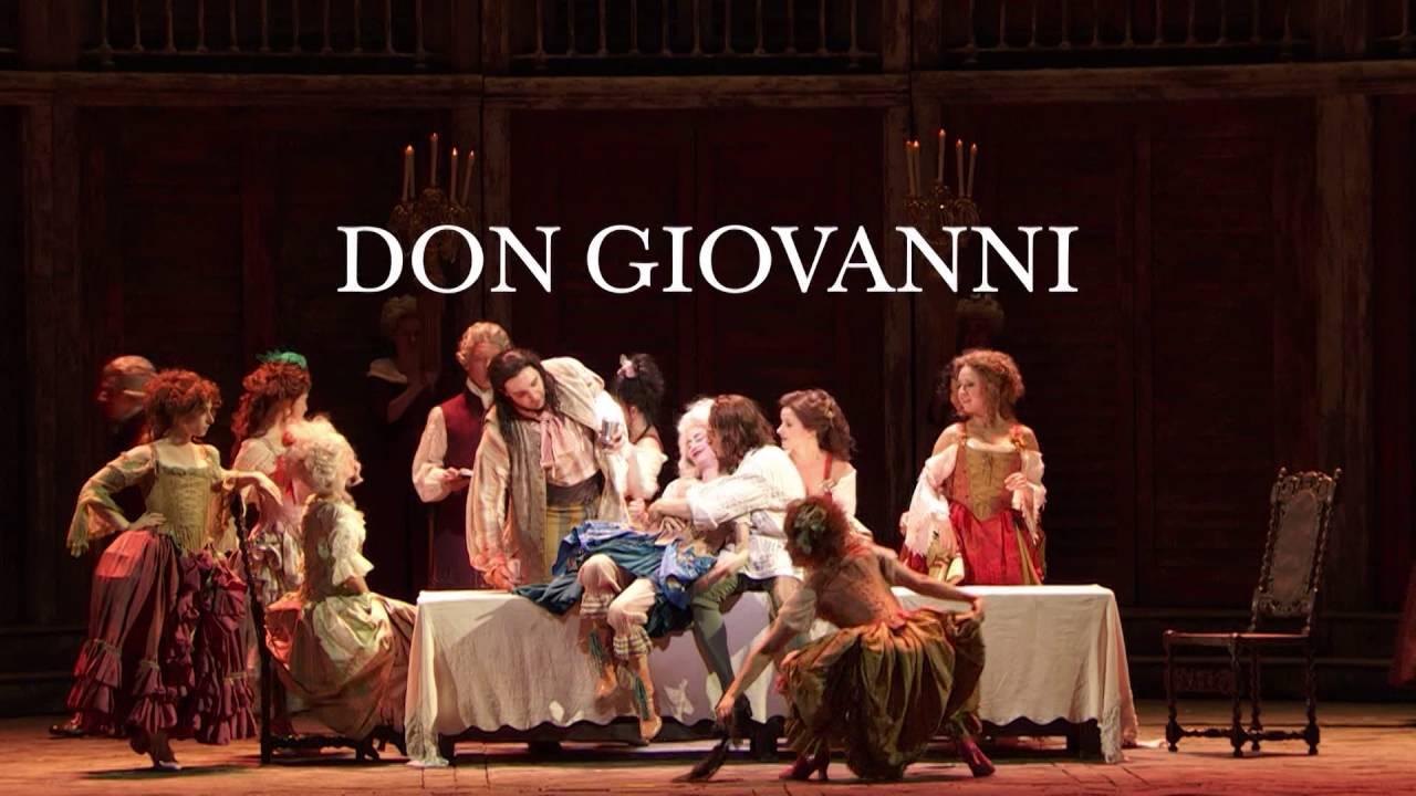 Don Giovanni: TV Spot