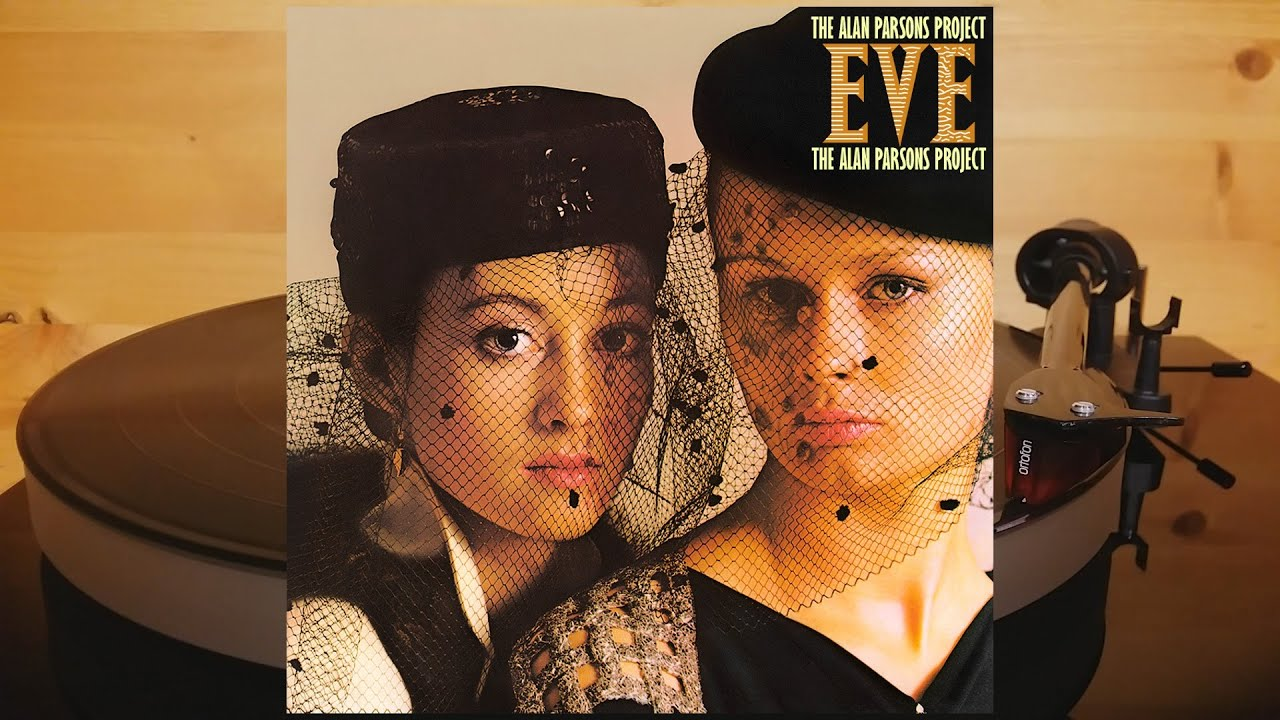The alan parsons project eve vinyl youtube