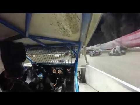 Bakersfield Speedway Modlite 04-21-18