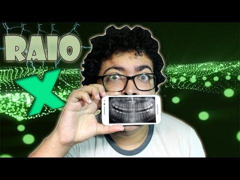 RAIO X NO CELULAR? - APLICATIVOS INÚTEIS
