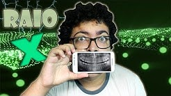 RAIO X NO CELULAR? || APLICATIVOS INÚTEIS