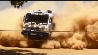 2015 Dakar Rally Fan Video Highlights (part 2)(Dakar Rally video from the fans who went out to watch., 2015-01-28T06:13:26.000Z)