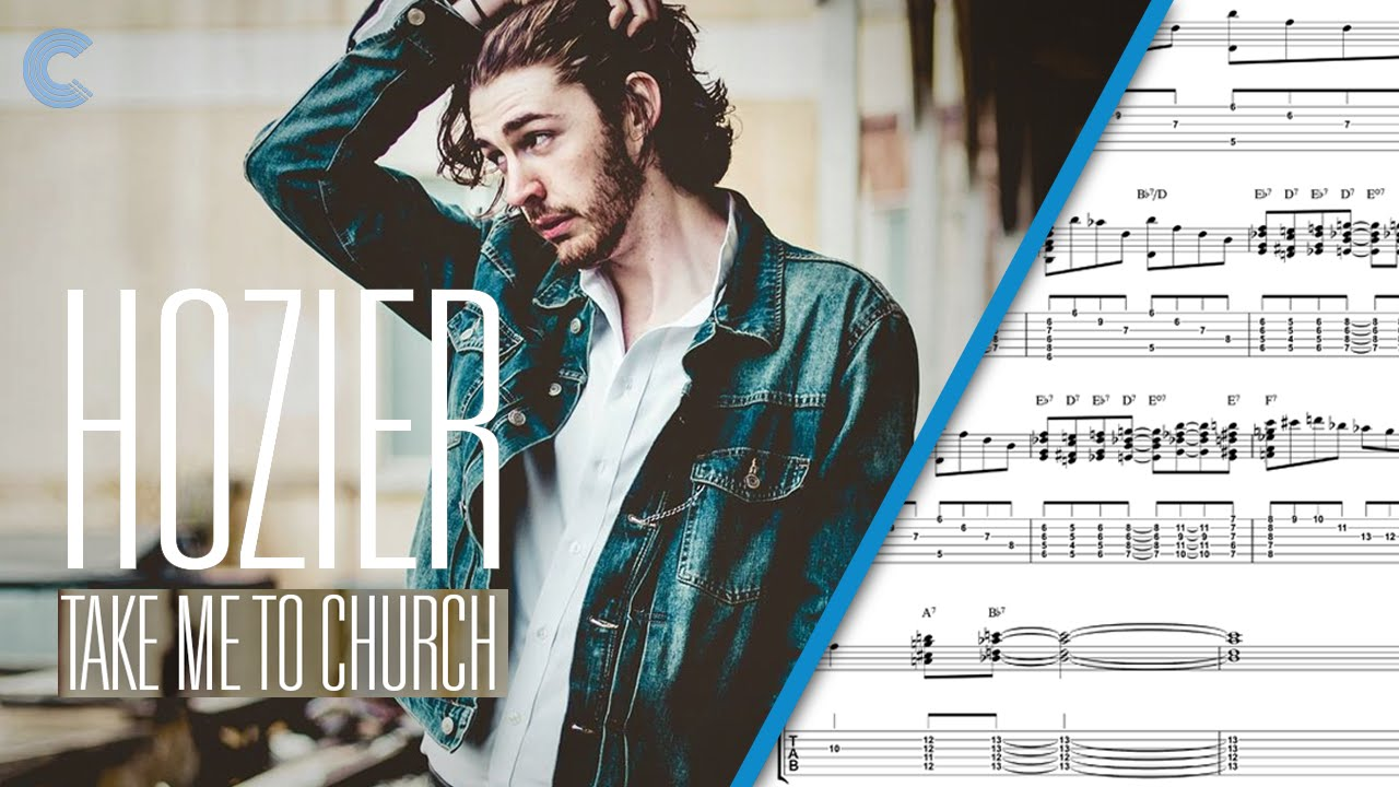 Violin take me to church hozier sheet music chords amp vocals