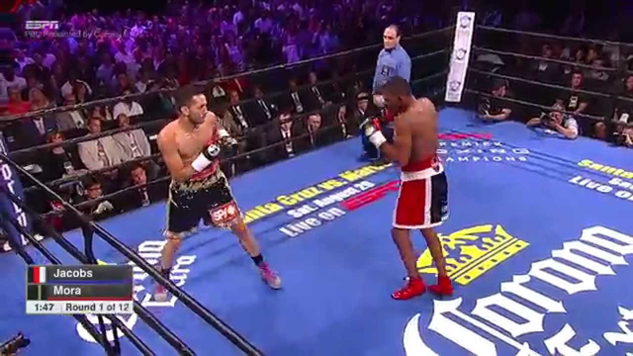 FULL FIGHT: Daniel Jacobs vs Sergio Mora - 8/1/2015 - PBC on ESPN