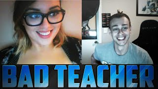 Bad Teacher (Chatroulette Funny Moments)
