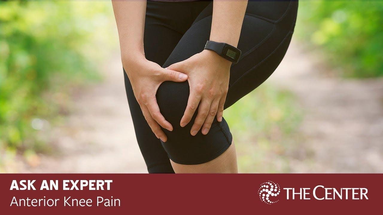 Anterior Knee Pain - YouTube