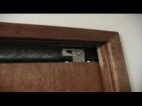How To Fix An Internal Sliding Door That Is Not Sliding Or The Door Is  Stuck Or Broken   Quite Easy   YouTube