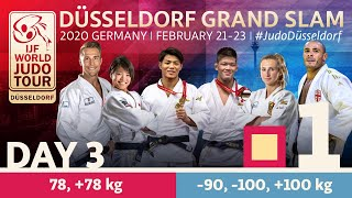 Düsseldorf Grand Slam 2020 - Day 3: Tatami 1