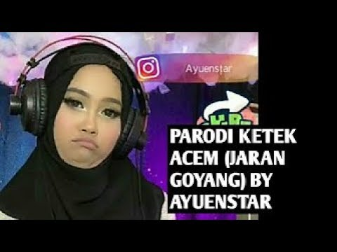 Kocak! Ayuenstar _ Parodi Ketek (Jarang Goyang) cover bigo live thumbnail