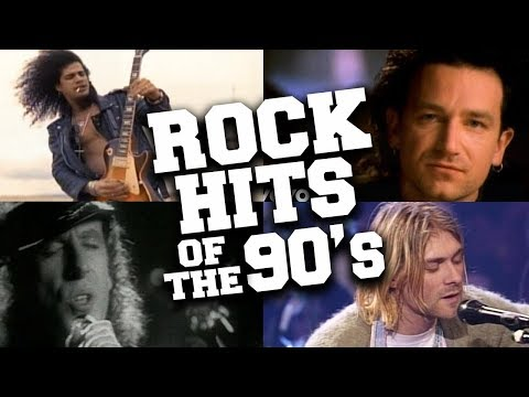 Rock Song Hits Of The 90's