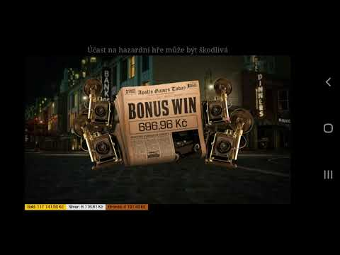 Gangster world Apollo - big win, bonus game