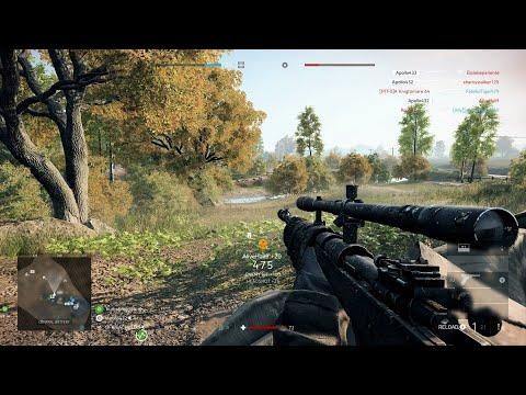 Battlefield 5: Team Deathmatch Gameplay (No Commentary) |