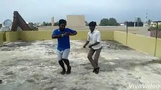 Kuthuvilakku dance
