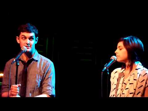 """Wes Taylor & Krysta Rodriguez - """"Crazier Than You"""" from The Addams Family"""