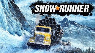 SnowRunner 2020 - Первый Взгляд (SpinTires, MudRunner) Мичиган #1