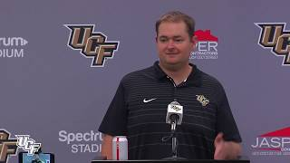 At the Mic: FB Weekly Presser - AAC Championship