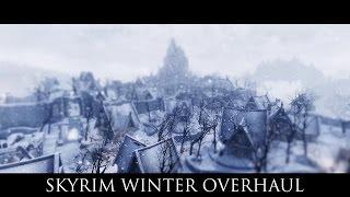 TES V - Skyrim Mods: Skyrim Winter Overhaul