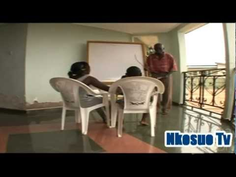 LiL WAYNE as a Teacher hahahaha  (funny- Ghana Movie)