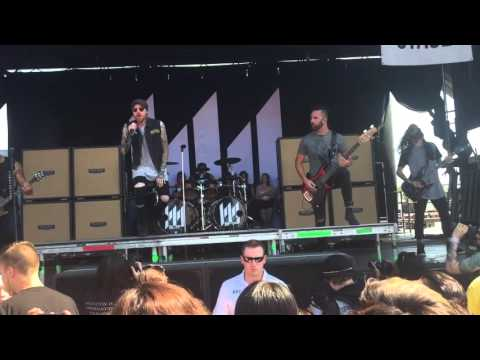 Memphis May Fire - My Generation Live