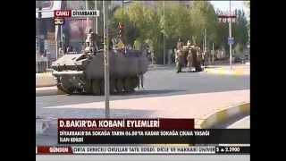 Diyarbakır da son durum