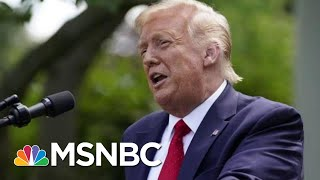 Trump's Attempted Campaign Reboot Hits Another Snag | Morning Joe | MSNBC