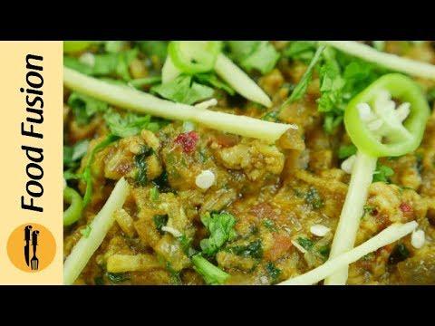 Brain Masala(Maghaz Fry) Recipe for bakra Eid by Food Fusion (Eid Recipe)