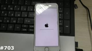 видео Заблокирован iPhone 6 Plus