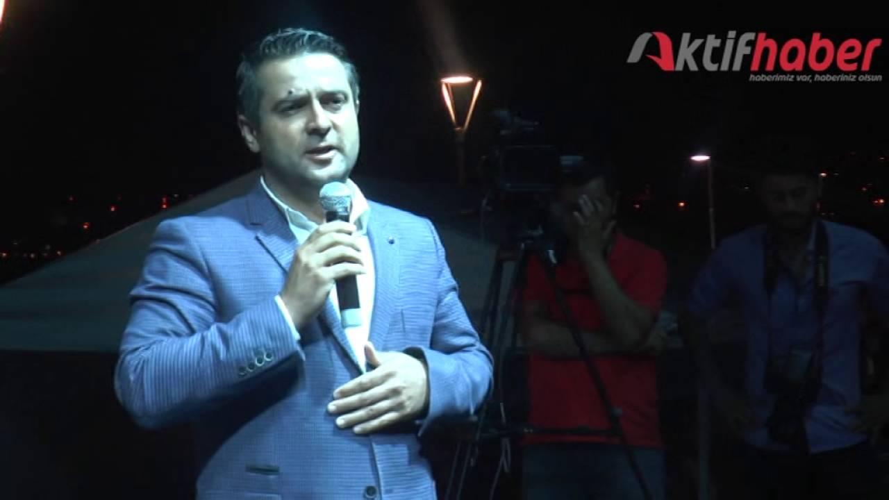 Ak Parti İlçe Başkanı Osman Karaaslan