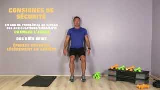 Comment bien faire la chaise pour des jambes musclées