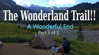 We Hike The Wonderland Trail!!  Part 3 of 3