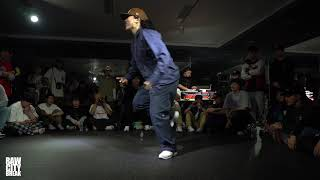 OHNEROCK vs RAW BERRY|B-GIRL EXHIBITION BATTLE @ RAW CITY BREAK vol.1|LB-PIX
