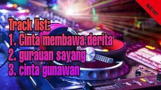 DJ BREAKBEAT MIXTAPE   CINTA MEMBAWA DERITA   TERBARU 2020