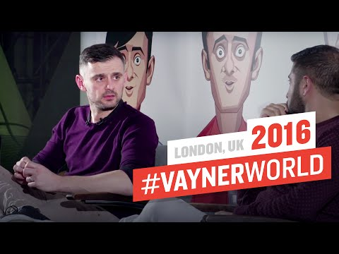 Gary Vaynerchuk At Vaynerworld | 2016