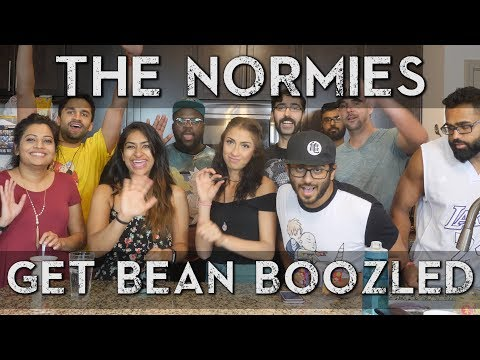 The Normies try gross jelly beans.