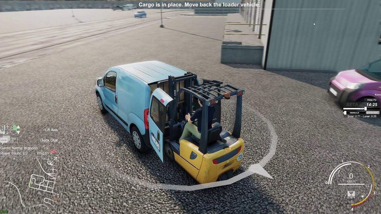 Truck and Logistics Simulator 1 - YouTube