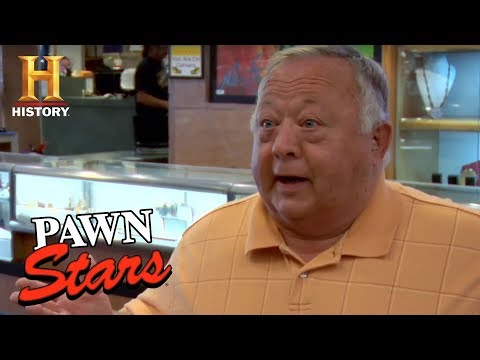 Pawn Stars: Social Security Letter Signed by FDR (Season 3) | History