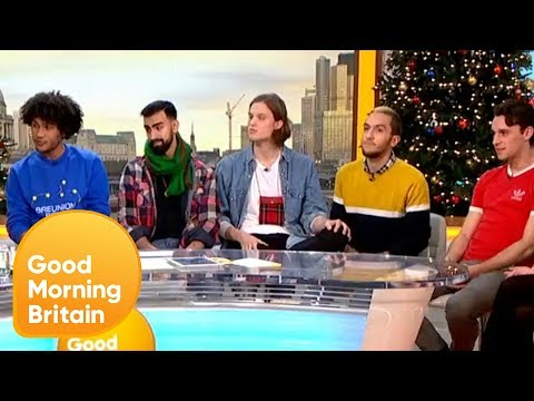 Can Boyband 'Breunion Boys' Stop Brexit? | Good Morning Britain