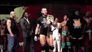 WWE Randy Orton Tribute (Time Of Dying) 2014