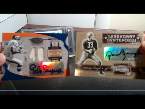 MailDay 4/20/2017 Sweet Gale Sayers