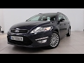 Ford Mondeo 2 0 TDCi 140cv Limited   Autoback review