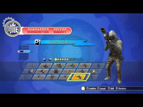 Dragon Ball Xenoverse: Characters Menu. Remastered [READ DESC]