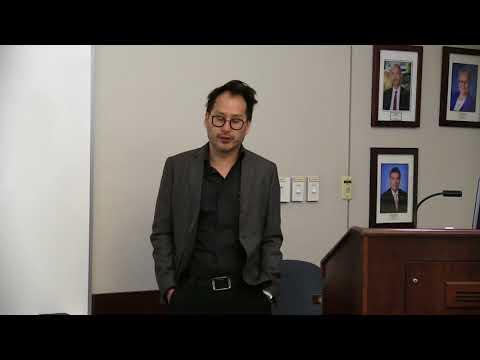 Richard Jean So: Penn State Comparative Literature Luncheon Series